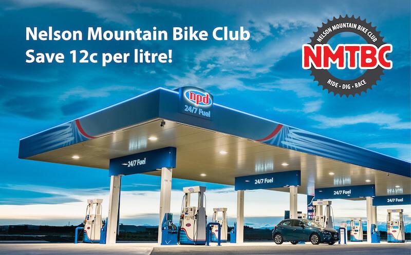 NPD Nelson Mountain Bike Club 12 discount